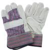 """A"" Grade, Gunn Leather Palm, Rubberized Safety Cuff, 10DZ/CS, Men"