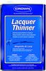 CROWN CR.LT.M.64 QT LACQUER THINNER