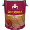 DUCKBACK DB-2300-4 1G REDWOOD SEMI TRANSPARENT DECK & SIDING STAIN 250 VOC