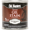 OLD MASTERS 84316 .5PT DEEP RED RICH MAHOGANY GEL STAIN