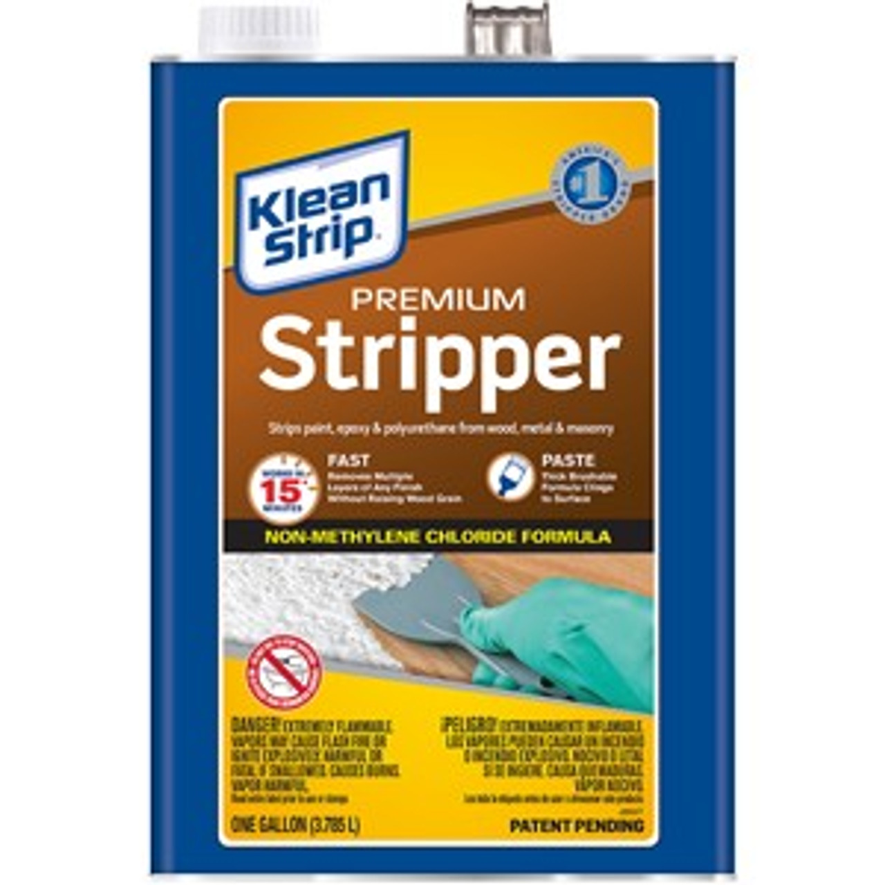 Klean Strip GKPS300SC Premium Stripper 1 Gal - 4ct. Case