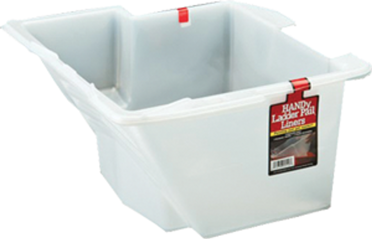 BERCOM 4510-CT CLEAN DISPOSABLE LINER FOR HANDY LADDER PAIL 2PK