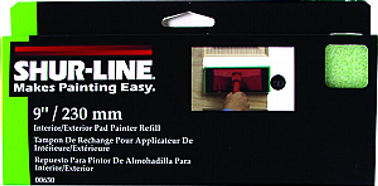 """SHURLINE 00630C 9"""" PREMIUM PAD PAINTER REFILL"""