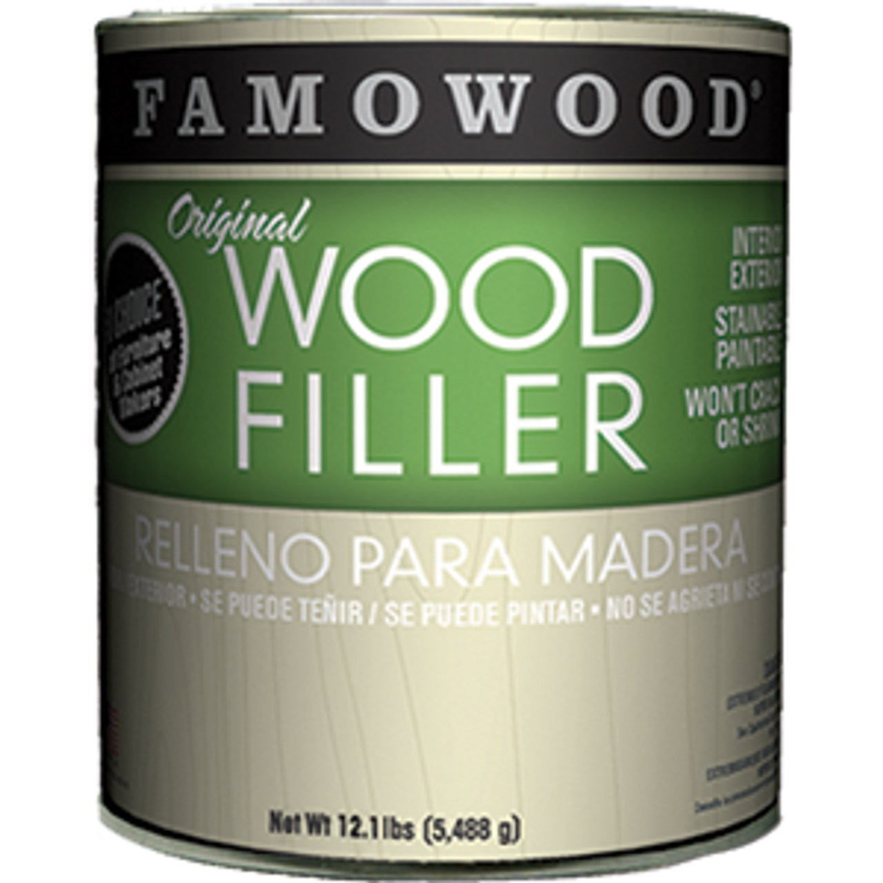 FAMOWOOD 36001106 1G BIRCH WOOD FILLER