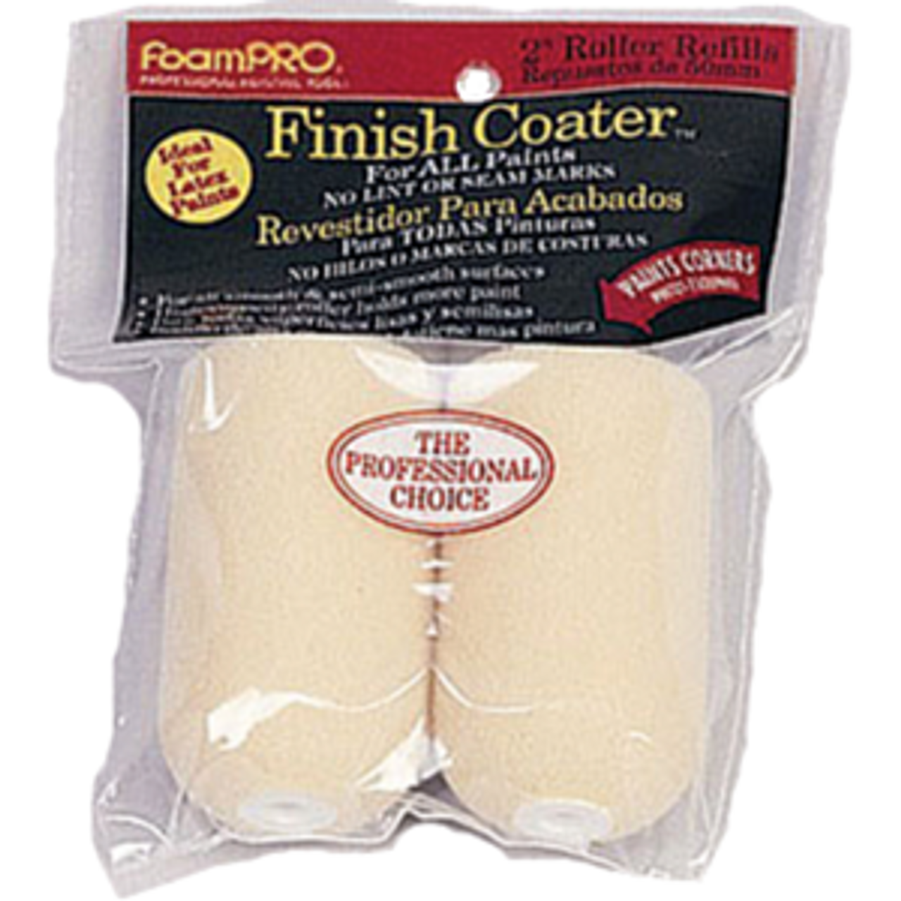 "FOAMPRO 83 2"" EDGE & TRIMMER REFILLS 2PK"