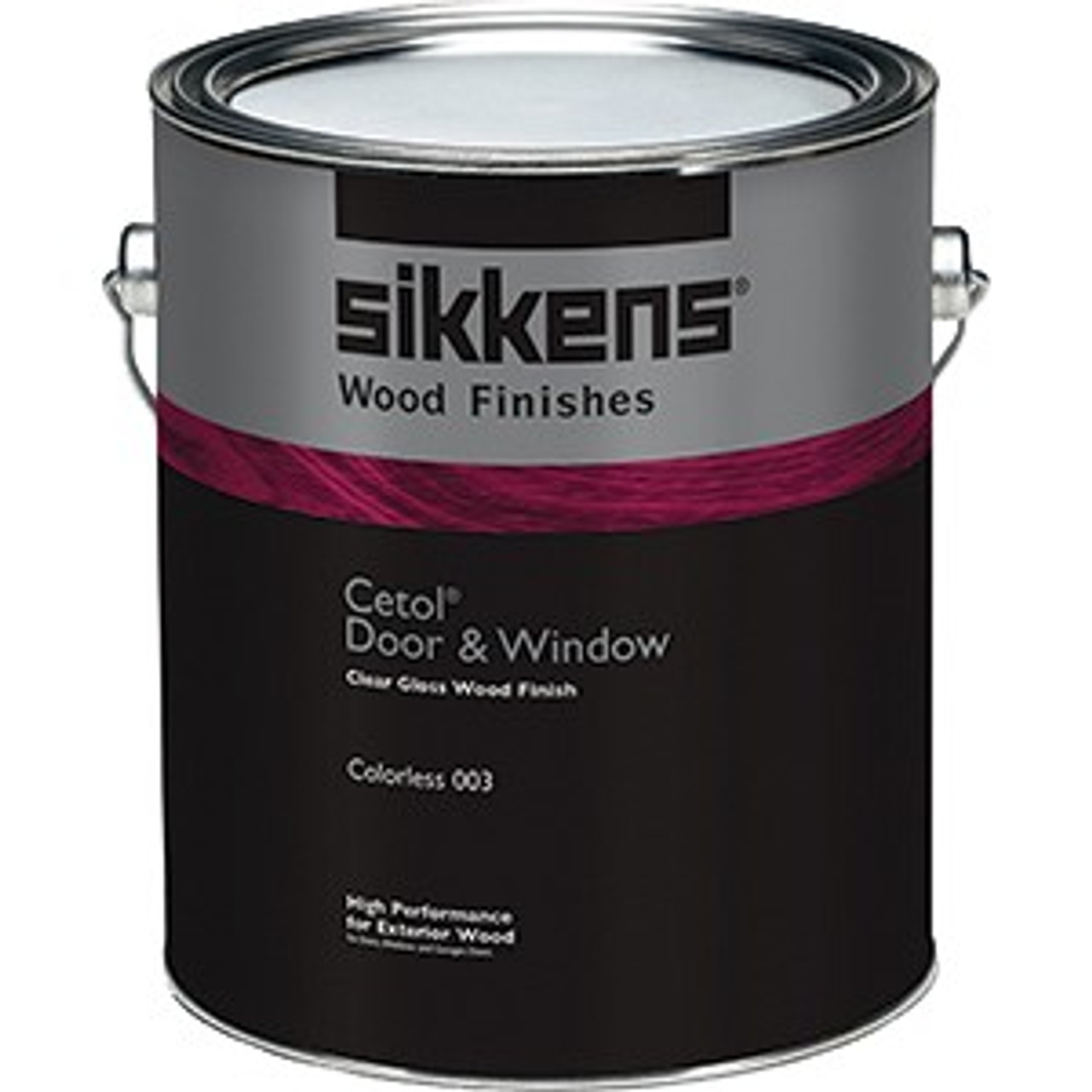 Sikkens SIK48003 1G Cetol D&W Satin Colorless 003