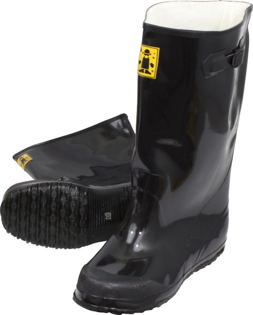 Black Slush Boots, Sold by the Pair, Sizes 7-16