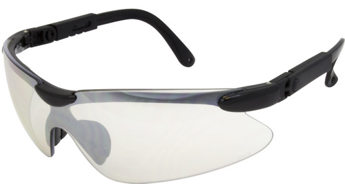 Wrap Around Style, Black, Blue or USA Frame, Indoor/ Outdoor Lens w