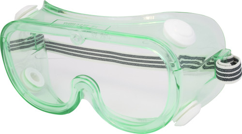 Chemical Impact Goggle, Indirect Ventilation, ANSI Z87+ Approved, 36