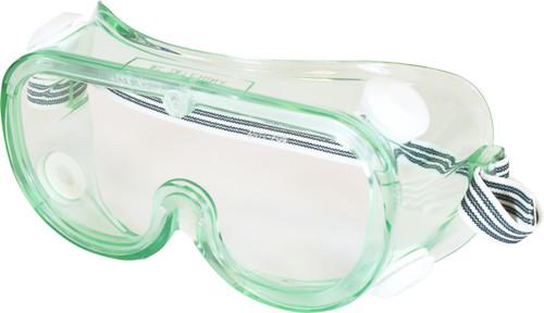 Chemical Impact Goggle, Indirect Ventilation & Anti Fog Lens, ANSI Z87