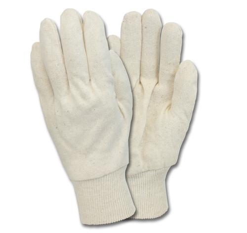Reversible 100% Cotton Natural Jersey, 1DZ Pair/Bag 25DZ/CS, Me