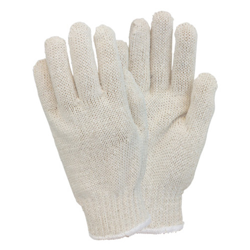 Glove,Blended String Knit,Medium Weight,25 DZ/CS, XS                            24 DZ