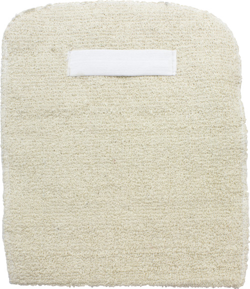 "9"" X 11"" Terry Cloth Baking Pad, Double Thick with Elastic Strap, Sold"