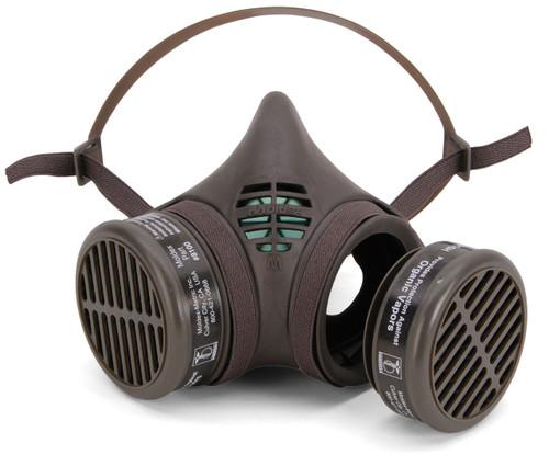 Moldex  Brand Pre-Assembled Half Mask Respirator, Organic Vapor Ca