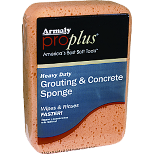 ARMALY 100-00603 SAND GROUTING AND CONCRETE SPONGE - 12ct. Case