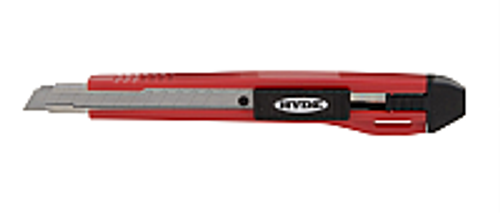 HYDE 42045 9MM SNAP-OFF BLADE UTILITY KNIFE