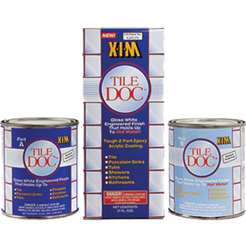 XIM 54020 TILE DOC KIT CONTAINS PT OF A AND B