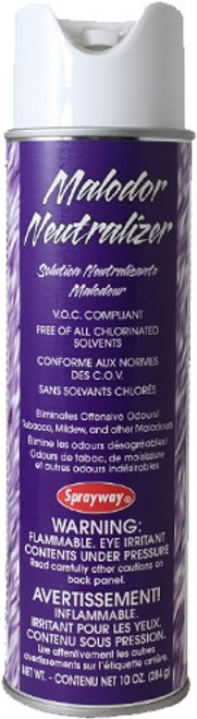 Sprayway 190 16 oz. Malodor Neutralizer Dry Air Odor Eliminator
