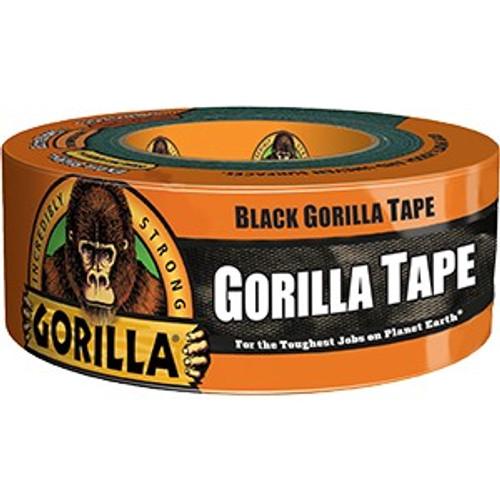 "Gorilla Glue 60124 1.88"" x 12Yd Black Gorilla Glue Tape"