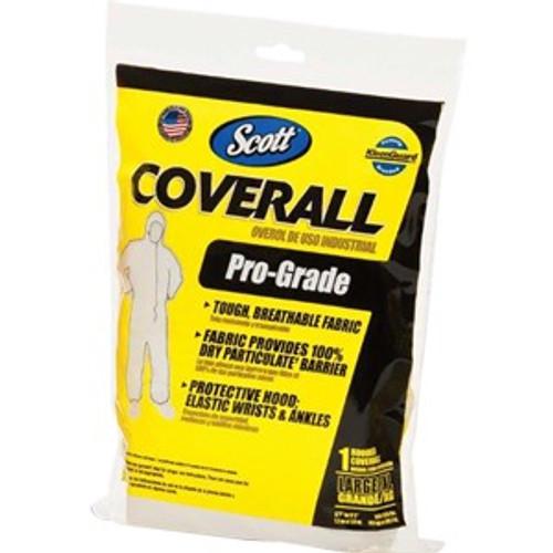 Scott 72423 L/XL Pro Grade Coverall