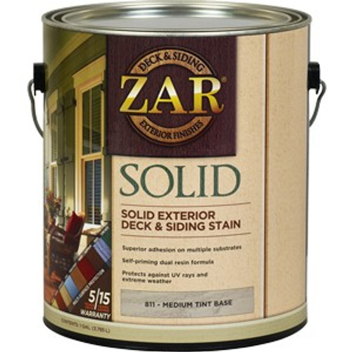 Zar 81113 1G Med Tint Base Solid Color Stain