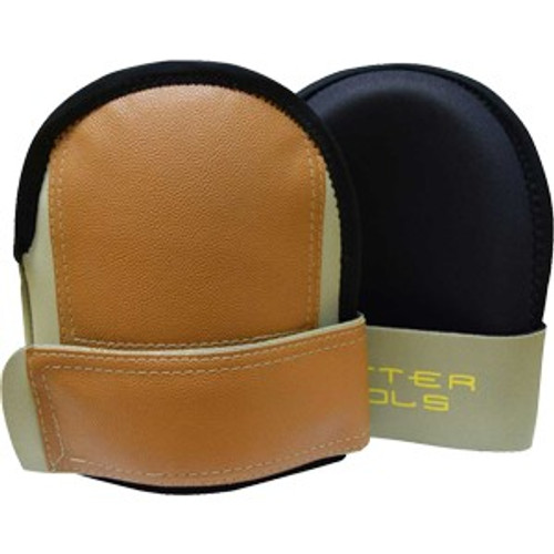Better Tools BT140 Super Soft Leather Knee Pads