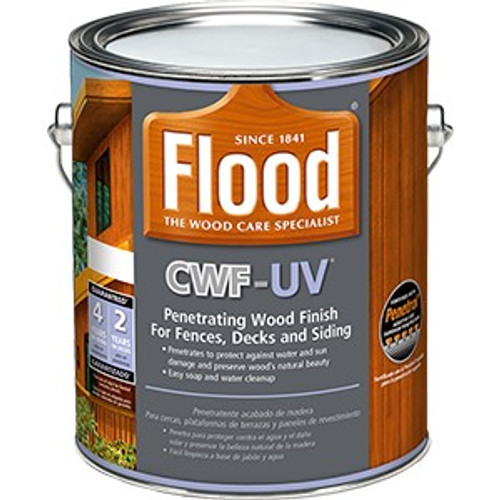 Flood FLD520-01 1G CWF-UV Cedar 275 VOC