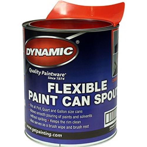 Dynamic KZ2140PS Flexible Paint Can Spout 50Pk