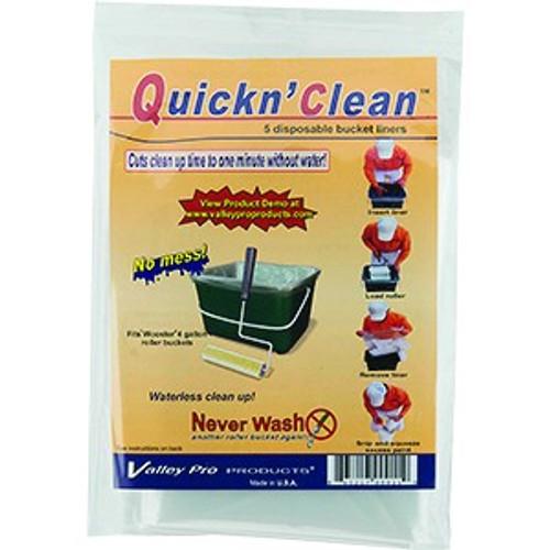 Wooster R471 4G Quickn Clean Bucket Liner