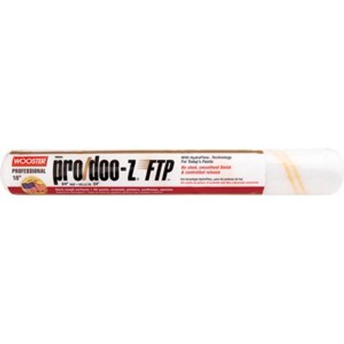 "Wooster RR668 18"" Pro/Doo-Z FTP 3/4"" Nap Roller Cover"