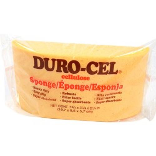 """Acme T85S 7.5"""" x 3.75"""" x 2.25"""" Durocel Turtleback Cellulose Heavy Duty Sponge"""