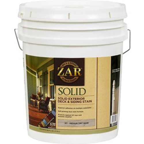 Zar 81115 5G Med Tint Base Solid Color Stain