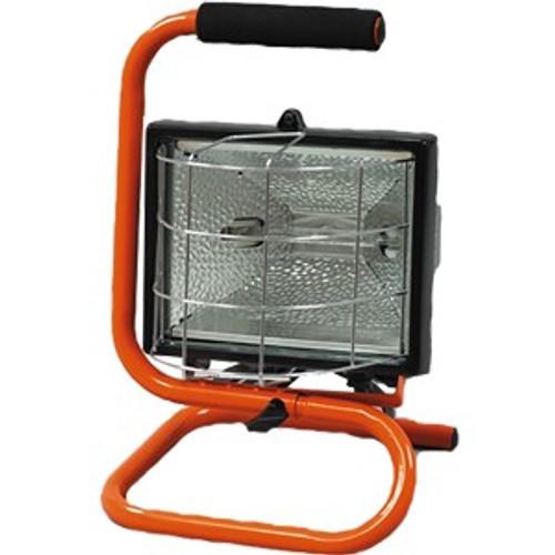 Warner Q11011 500W Halogen Floor Work Light