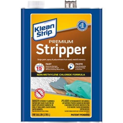 Klean Strip GKPS300SC Premium Stripper 1 Gal - 4ct. Case