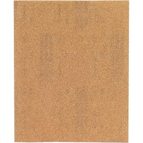 "Norton 01488 9"" x 11"" 220A Garnet Sandpaper Bulk 100Pk"