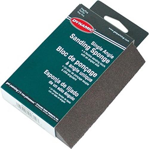 Dynamic AG692614 Fine Single Angle Sanding Sponge
