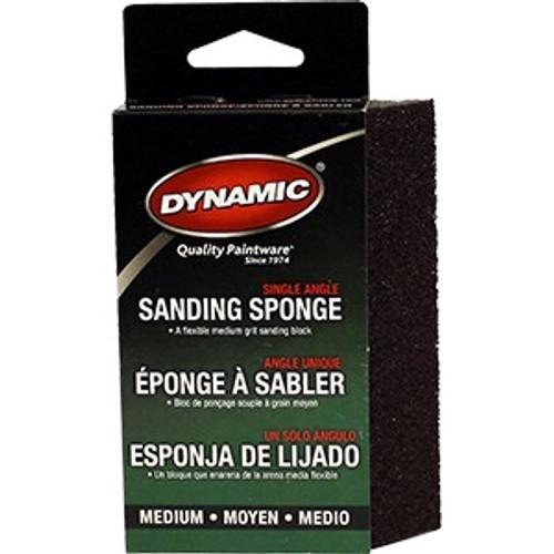 Dynamic AG692615 Medium Single Angle Sanding Sponge