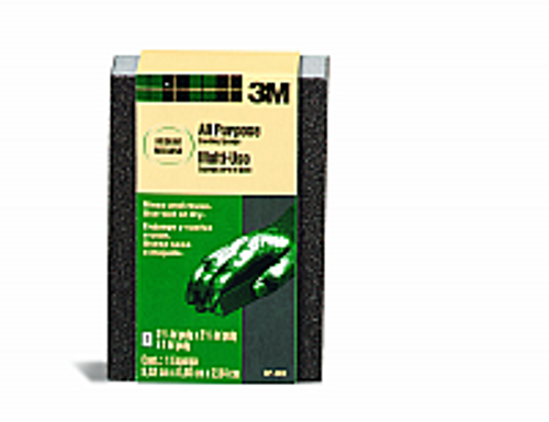 3M CP-002-ESF MEDIUM FULL SIZE SANDING SPONGE - 24ct. Case