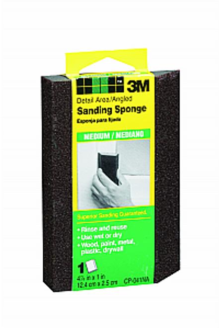 3M CP041-12-CC MED ANGLED SANDING SPONGE