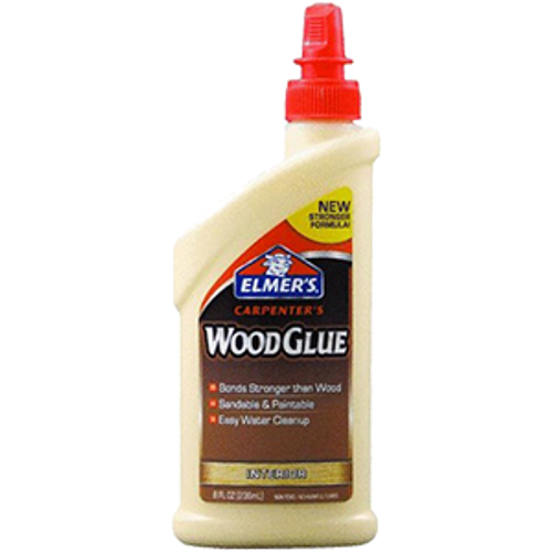 ELMERS E7010 8OZ CARPENTERS WOOD GLUE