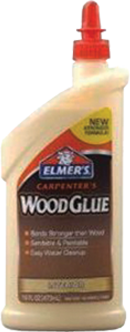 ELMERS E7020 16OZ CARPENTERS WOOD GLUE