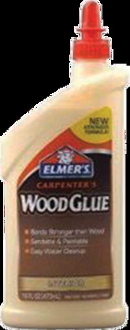 ELMERS E7020 16OZ CARPENTERS WOOD GLUE