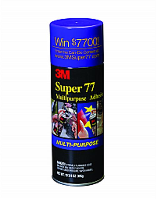 3M 7716 16OZ SUPER 77 SPRAY ADHESIVE 10.75OZ NET WT LOW VOC
