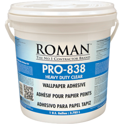 PROFESSIONAL PRO-838 1G CLEAR PRO 838 HD ADHESIVE