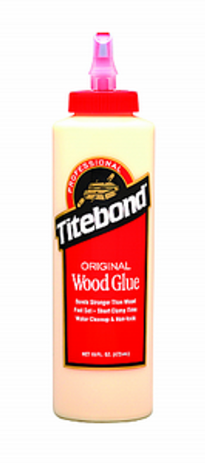 FRANKLIN 5064 16OZ TITEBOND ORIGINAL WOOD GLUE