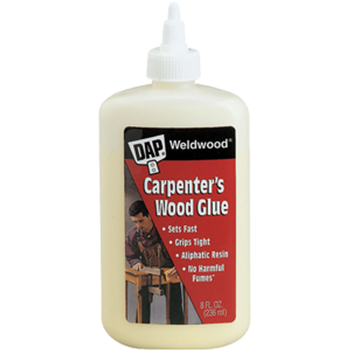 DAP 00493 1G WELDWOOD CARPENTER GLUE