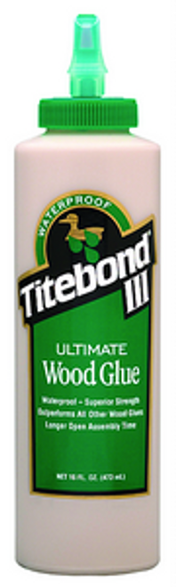 FRANKLIN 1414 16OZ TITEBOND III ULTIMATE WOOD GLUE