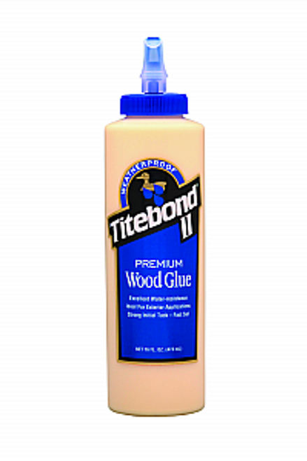 FRANKLIN 5004 16OZ TITEBOND II PREMIUM WOOD GLUE