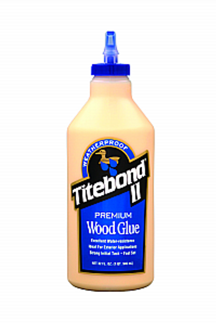 FRANKLIN 5005 QT TITEBOND II PREMIUM WOOD GLUE