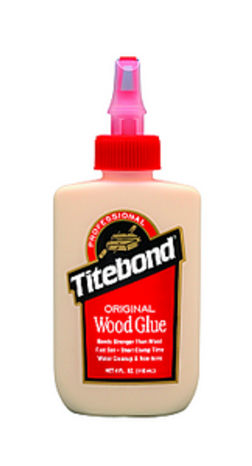 FRANKLIN 5062 4OZ TITEBOND ORIGINAL WOOD GLUE